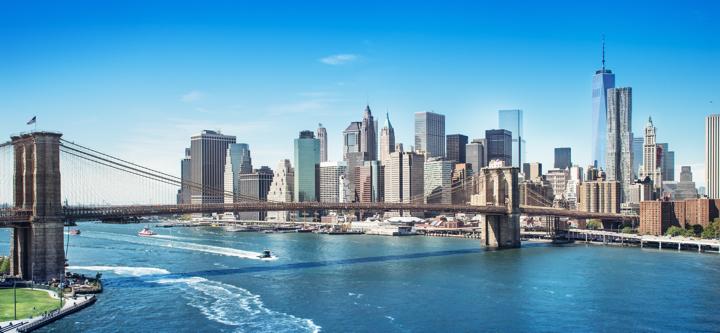 Manhattan: Marathonreis naar New York