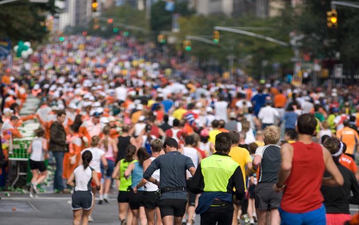 big six marathons new york