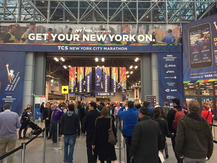 Marathon Expo New York