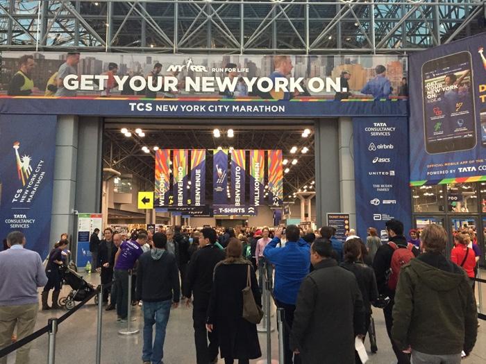 Marathon Expo New York