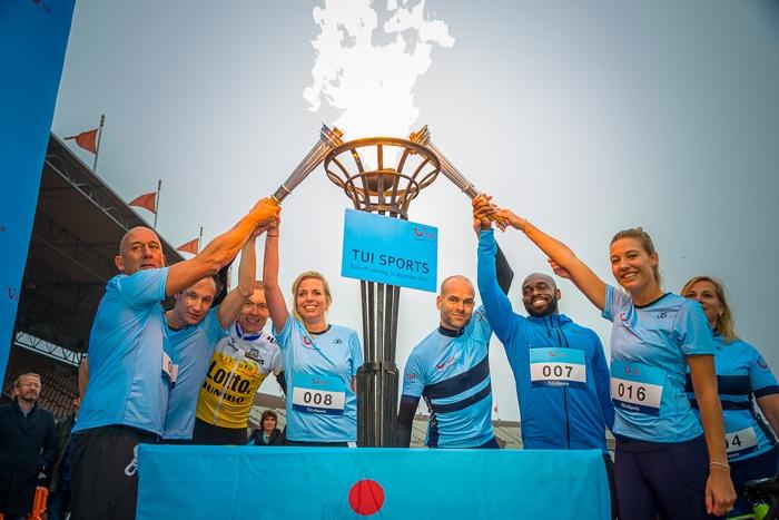 lancering TUI Sports