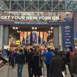 NY expo marathon