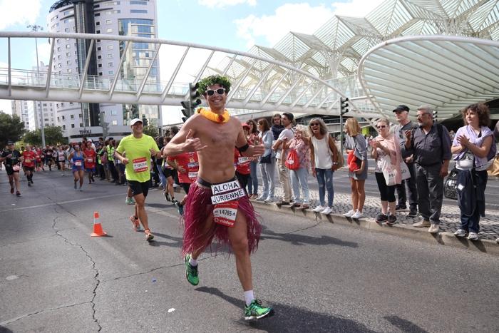 aloha runner lisboa marathon
