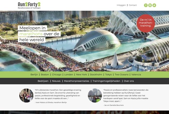 run2forty2 website