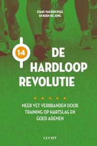 de hardlooprevolutie hardloopboek