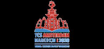 nieuw logo marathon Amsterdam