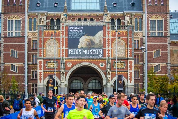 rijksmuseum marathon parcours