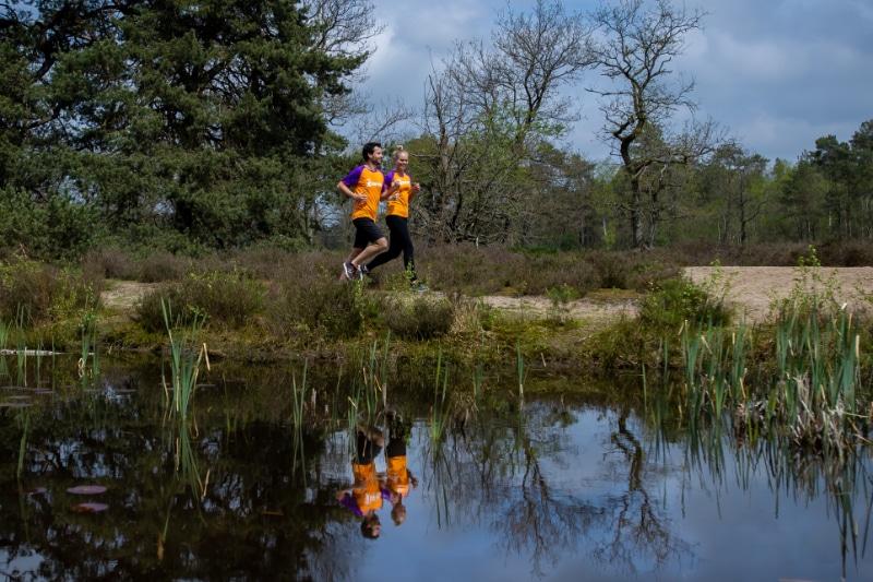 run for kika veluwe